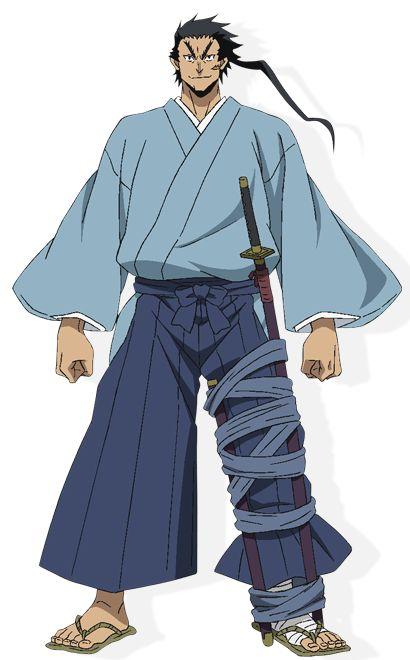 Genjuurou Tsukishima (月島源十郎, Tsukishima Genjuro ) es el padre de Jinbei Tsukishima y Kotori Matsunohara primera elección 's de ser miembro de Mushibugyo , pero no pudo unirse debido a su pierna rota.