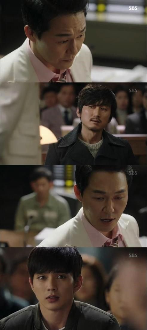 """'Remember - War of the Son"""" Park Sung Woong Uses Perfect Memory - http://asianpin.com/remember-war-of-the-son-park-sung-woong-uses-perfect-memory/"""