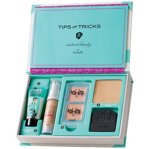 Buy Benefit How To Look The Best At Everything Kit, Medium Online at johnlewis.com
