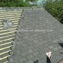 grey roof slate tile