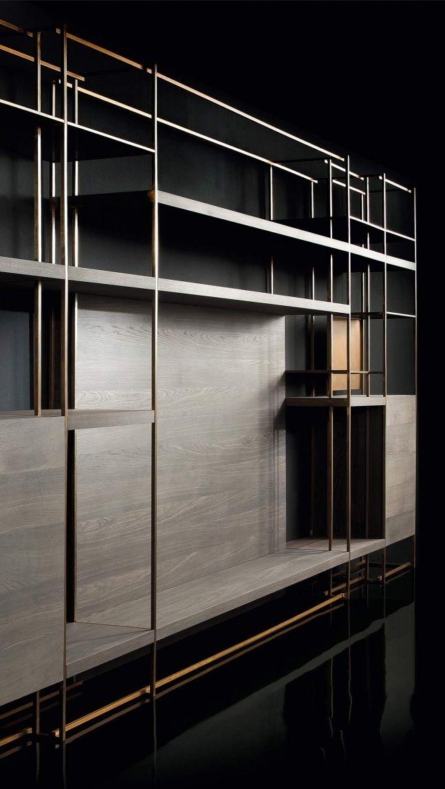 Massimo Castagna | Henge | Cage C Bookcase