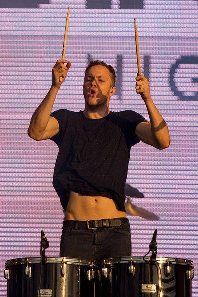 Dan Reynolds in 2014 Lollapalooza Brazil - Day 1