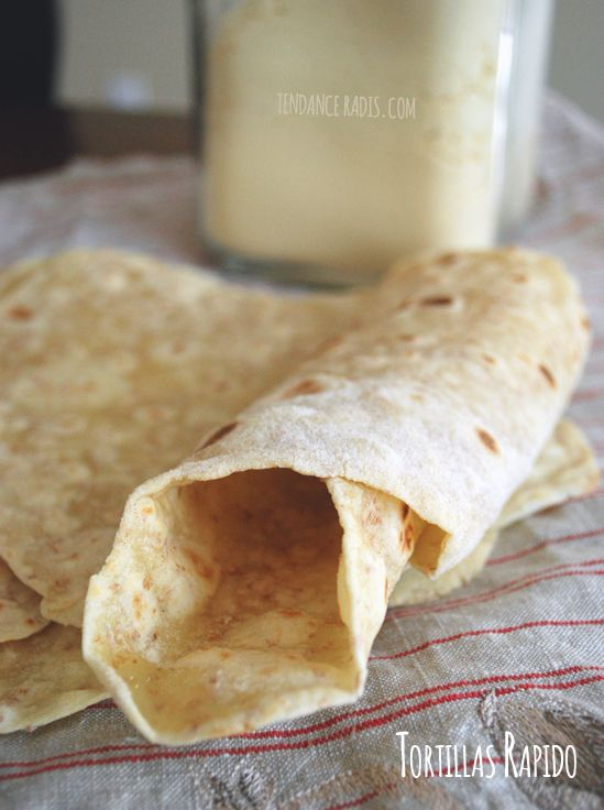 Tortillas Rapido