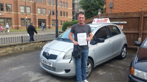 Congratulations to Darren Bray who passed his practical test with only 5 faults! Darren attended our intensive driving course where we fast track your practical test and pre book your theory test saving months of waiting. To check out how he did it click here www.gogogointensive.com This has to be the fastest way to get a driving licence