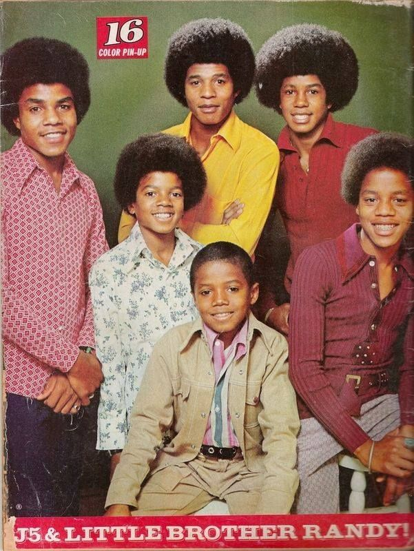 The Jackson Five 5 Great New Poster Up