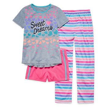 a21c6d09bb0 Pajama Sets Girls 7-16 for Kids - JCPenney