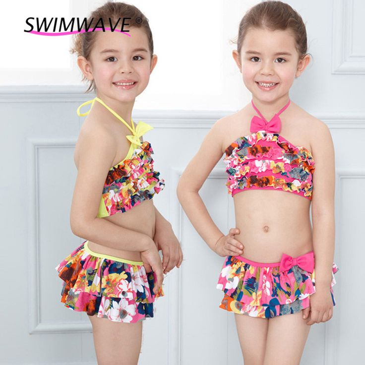 Find More Children's Two-Piece Suits Information about Baby Girl Two Pieces Sweet Swimwear With Cap Kids Floral Swimsuit Children Girls Dress Bathing Suits Beach Swimming Pool wear,High Quality swimwear for big ladies,China girls in mini skirts and tights Suppliers, Cheap swimwear yellow from Bikepro Sports on Aliexpress.com