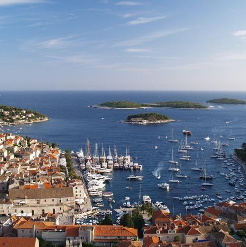 Flottielje zeilen Kroatië, Zuid Dalmatië (Split/Trogir) - Zelf Zeilen