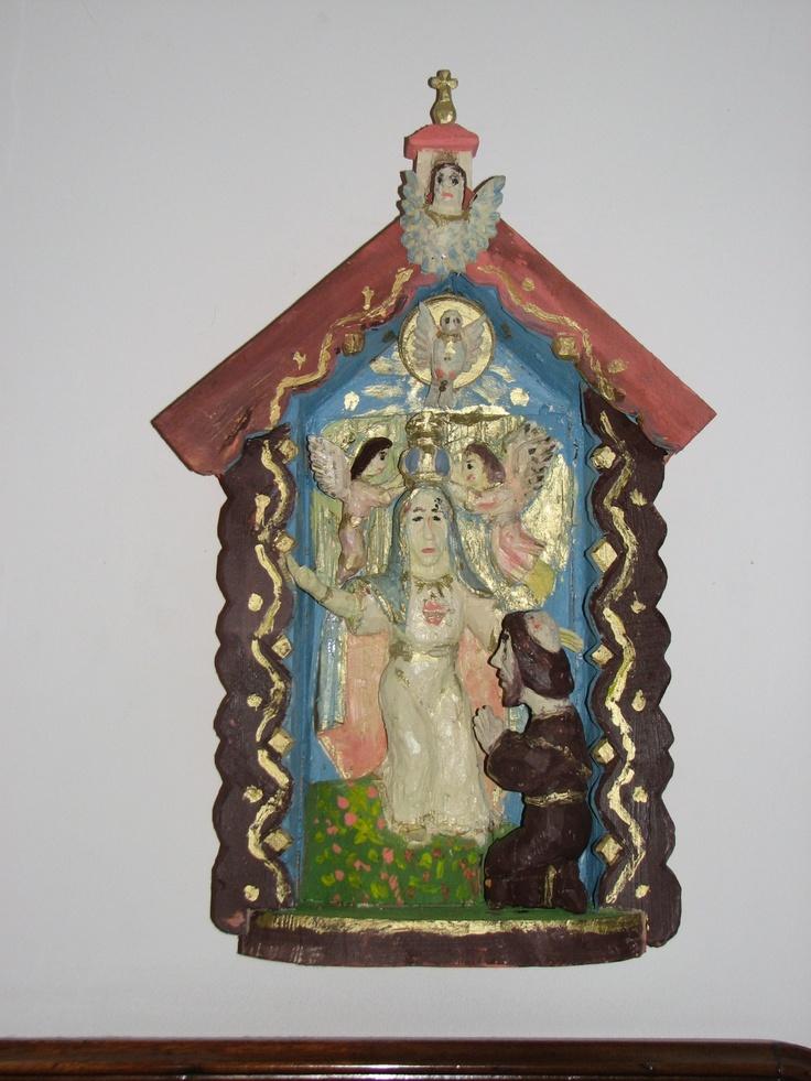 Święty Franciszek, Józef Luberda