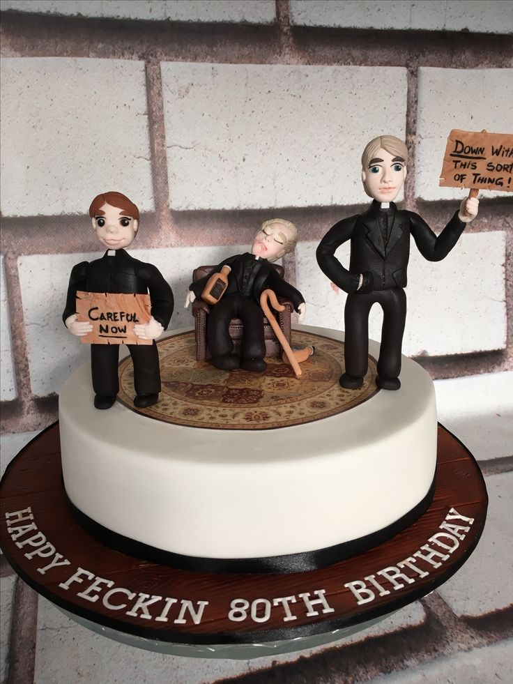 Father Ted Cake.