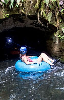 Kauai Tubing Tunnel - Bucket list!