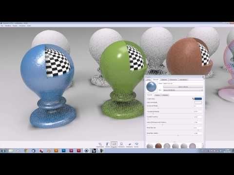 Keyshot Lezione 6 - Materiali avanzati - YouTube