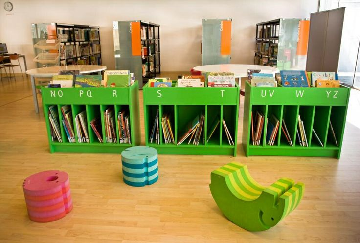 Book Bins My Library Pinterest