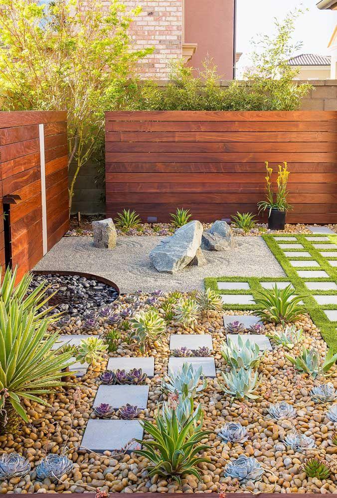 Comment Faire Elements Utilises Et 60 Photos Em 2020 Jardins