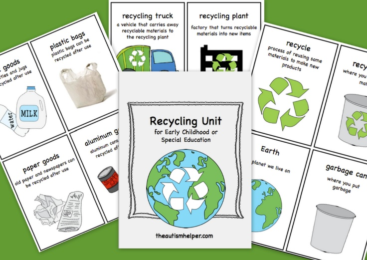 what recycling means to students The app gives users a walkthrough of the hume recycling plant in canberra, allowing students to virtually sort waste and play a series of mini-games to understand.