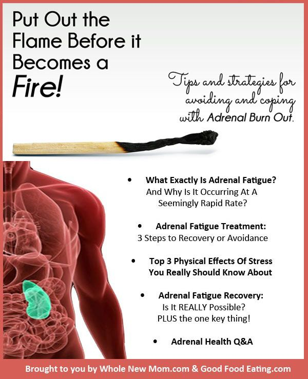 Adrenal Gland: 1000+ Ideas About Adrenal Health On Pinterest