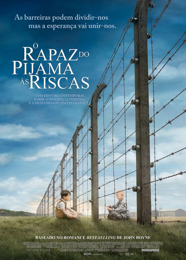Uma história intemporal sobre a inocência perdida e a humanidade encontrada em plena época Nazi, em torno da amizade entre o filho de um oficial nazi e uma criança deportada para um campo de concentração.