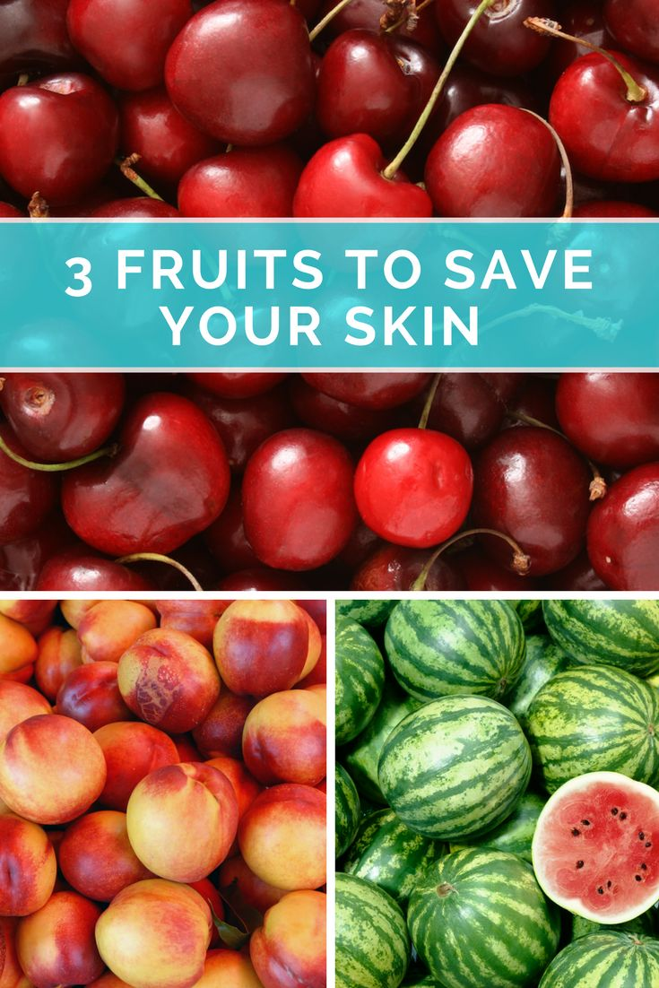 Some of your favorite fruits can nourish your skin and may even can give you a little boost of extra sun protection. In this video, Barbara Ficarra explains which fruits can help boost your skin health.