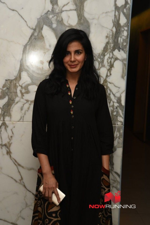 Kirti Kulhari grace screening of Aparna Sen's Sonata movie