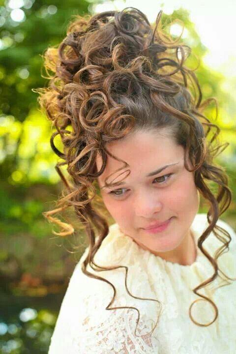 Pentecostal Hairstyles on Pinterest | Apostolic pentecostal hairstyles ...