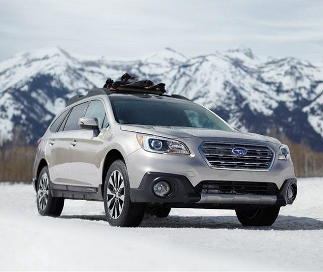 2017 Subaru Outback I Don T Mind Having An As Well It Looks Great Forester Long Can Withstand The Crazy Winter Storm
