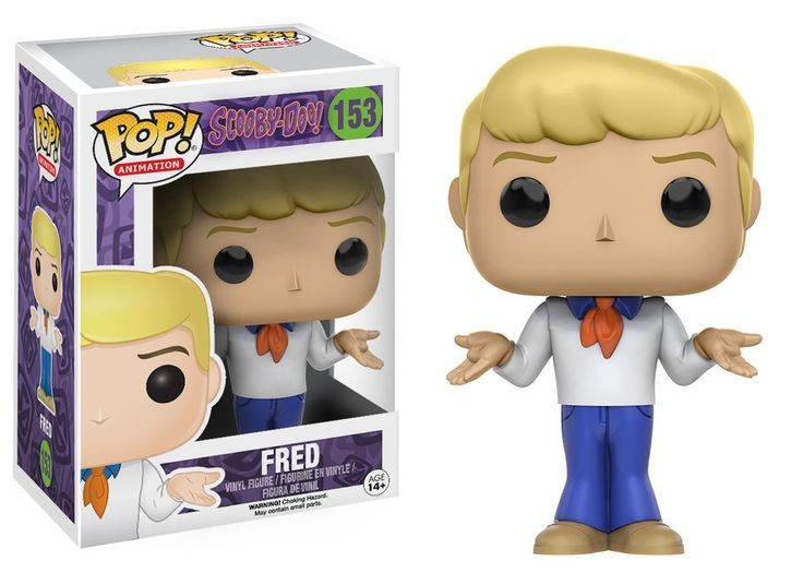 Pop! Animation: Scooby-Doo - Fred