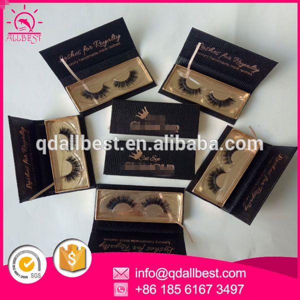 d579cadfa4f Black Customized Unique Snake Skin Texture Paper Magnetic Closure Empty Eyelash  Box
