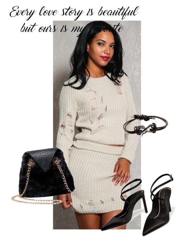 """dress"" by masayuki4499 ❤ liked on Polyvore featuring Betsey Johnson and Roberto Cavalli"