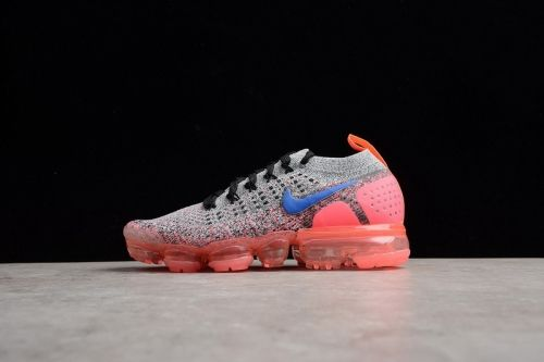 9bc8dd70d1c Best Price Nike WMNS Air VaporMax 2.0 Grey Ultramarine-Hot Punch Running  Shoe 942843-104 For Sale - ishoesdesign