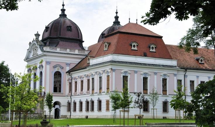 Hongrie Royal Castle, Gödöllő