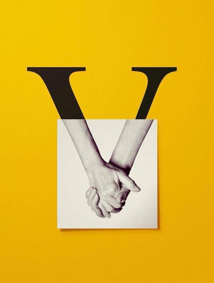 V = We