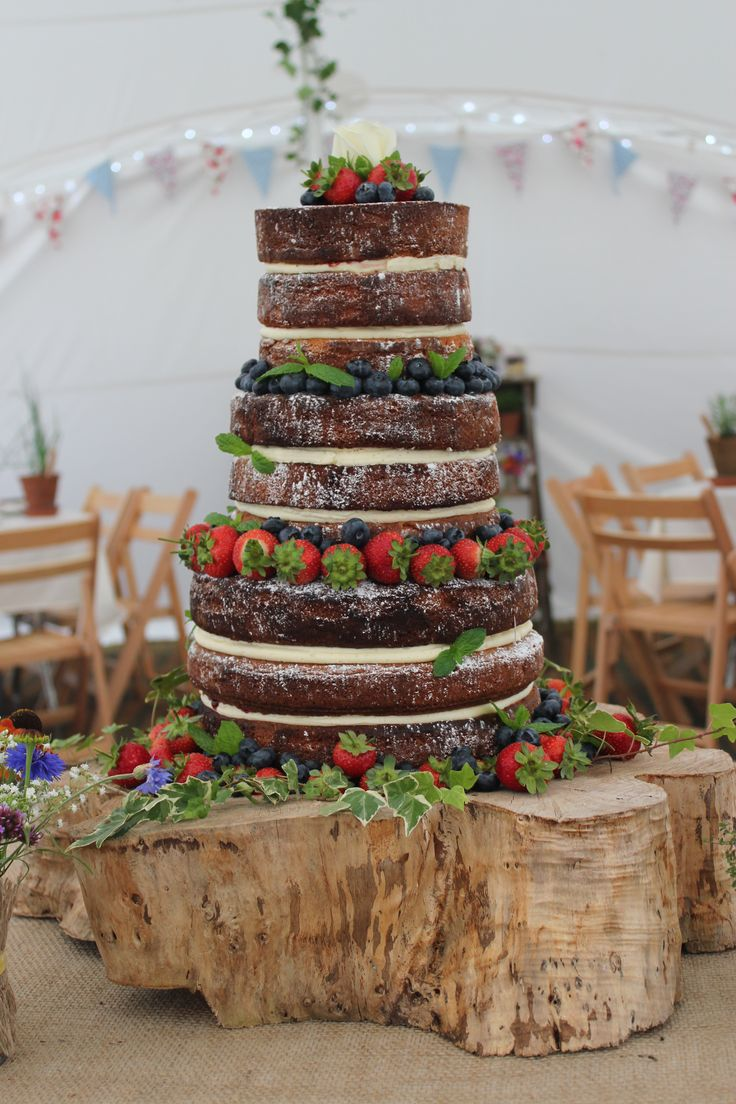wedding cake with fruit filling a chocolate cake with a vanilla custard and raspberry jam 26898
