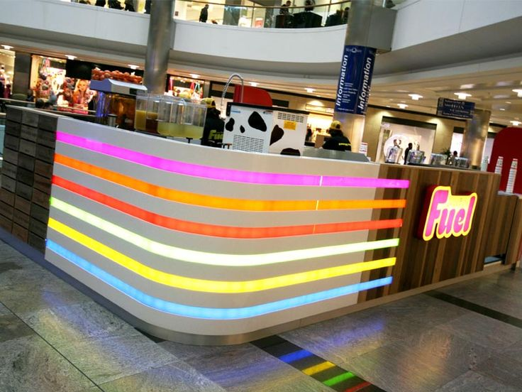 Fuel Juice Bars - West Quay