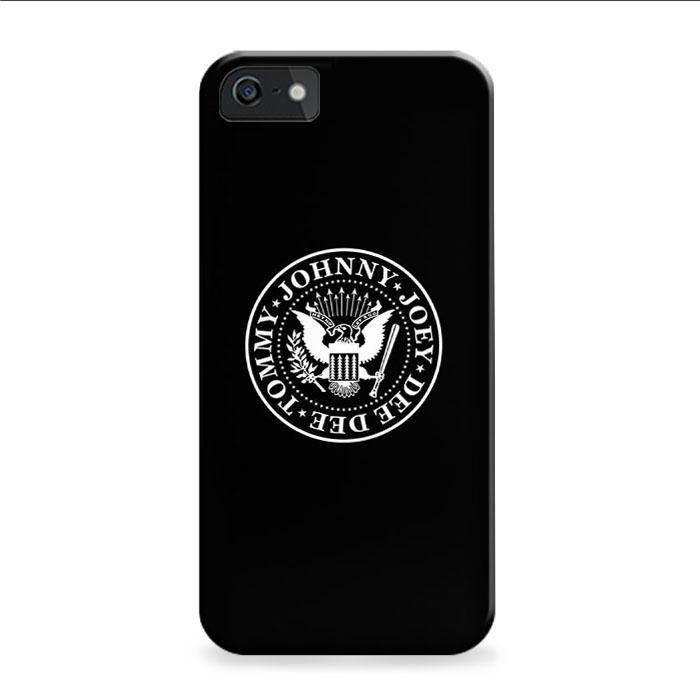 Ramones Logo iPhone 6 Plus | 6S Plus 3D Case