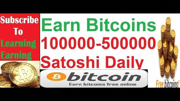 Gauti Nemokamai Bitcoin Satoshi Skaičiuoklė « Užsidirbk pinigus Bitcoin