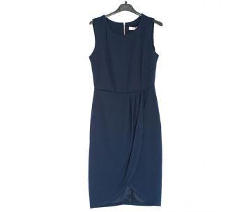 Nette jurk met wikkellook