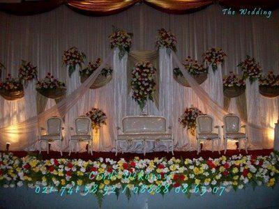Dekorasi Perkawinan Anda - Florist Jakarta