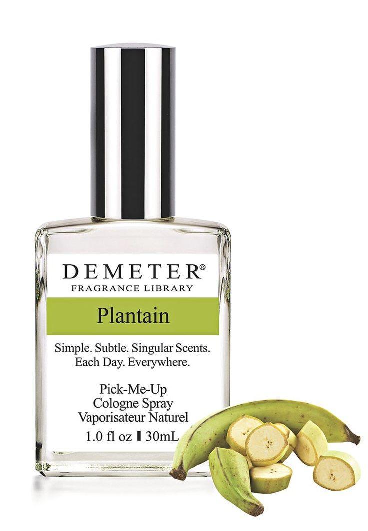 Demeter Fragrance Library Плантан (Plantain), 30 мл