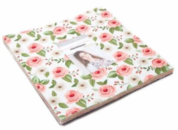 PREORDER Farmers Daughter Moda Layer Cake  #spreadthelove #ruler #quilting #newstuff