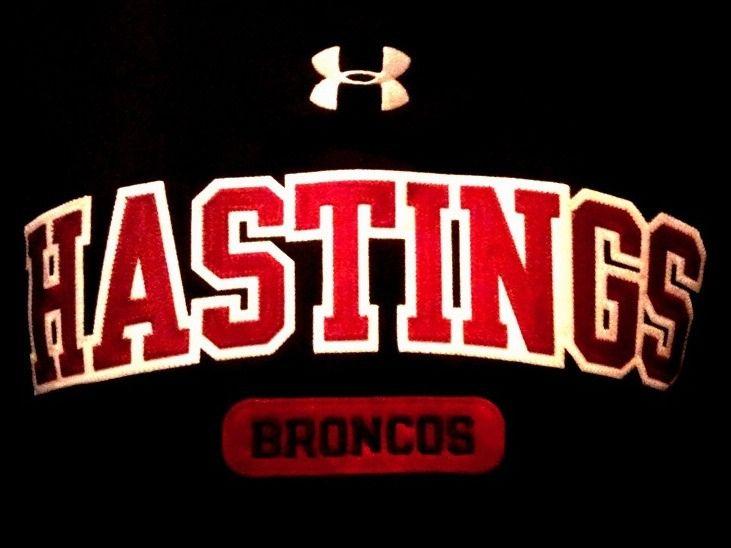 Hammer365: 258/107 Hastings College Broncos