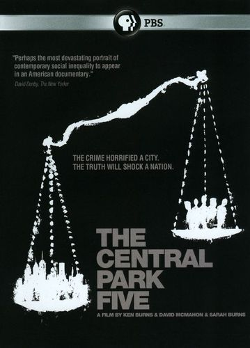 The Central Park Five [DVD] [2012]
