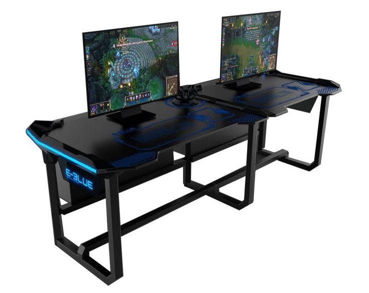 Best 25+ Gaming desk ideas on Pinterest | Pc setup, Gaming ...