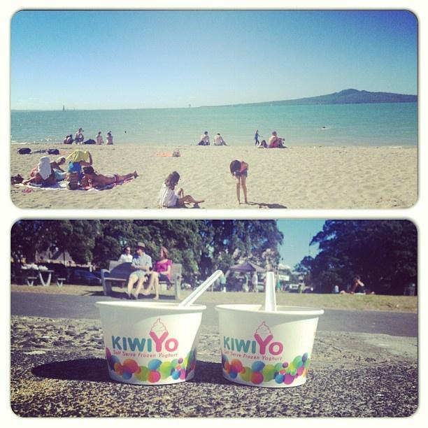 Instagram photo by @h3atherlee (h3atherlee) | KiwiYo Self Serve Frozen Yoghurt www.fb.com/kiwiyonz  | www.kiwiyo.co.nz #kiwiyo #froyo