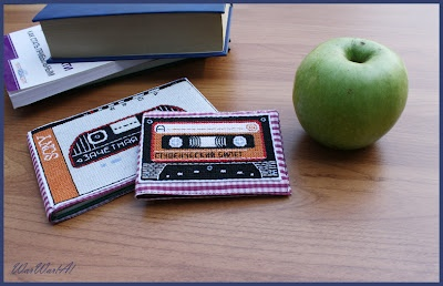 student ID card and record book...