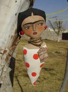 frida dotee dolls - Google zoeken