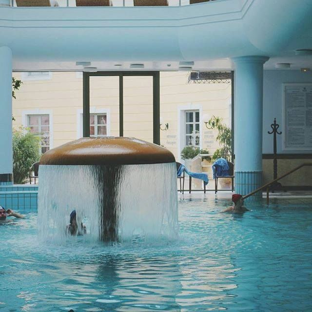 Complete, absolute relaxation & rejuvenation! #ThermaeSylla  Photo credits: @TravelGreekBloggers