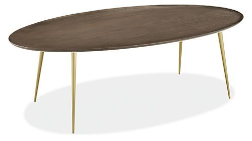 Bailey Cocktail Table - Modern Cocktail & Coffee Tables - Modern Living Room Furniture - Room & Board