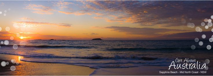 Sapphire Beach Coffs Harbour Mid North Coast New South Wales