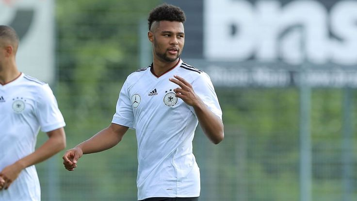 Serge Gnabry becomes sixth player to sign up to charity Common Goal