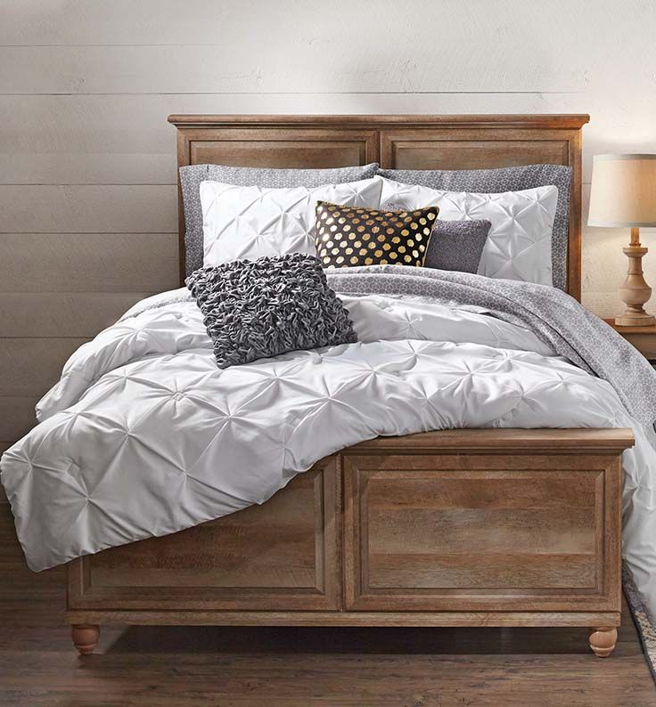 Farmhouse Chic Bedding Inspiration